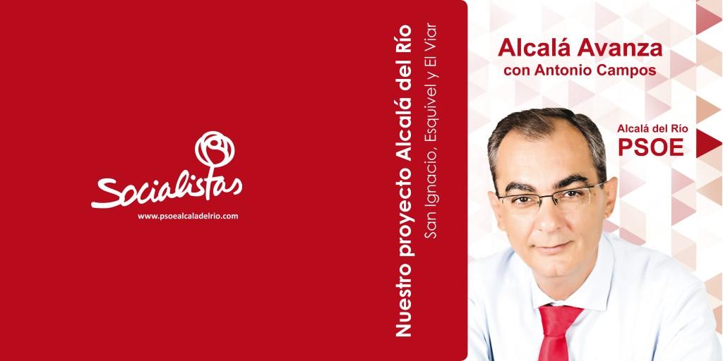 Diptico Programa PSOE ALCALA DEL RIO-1
