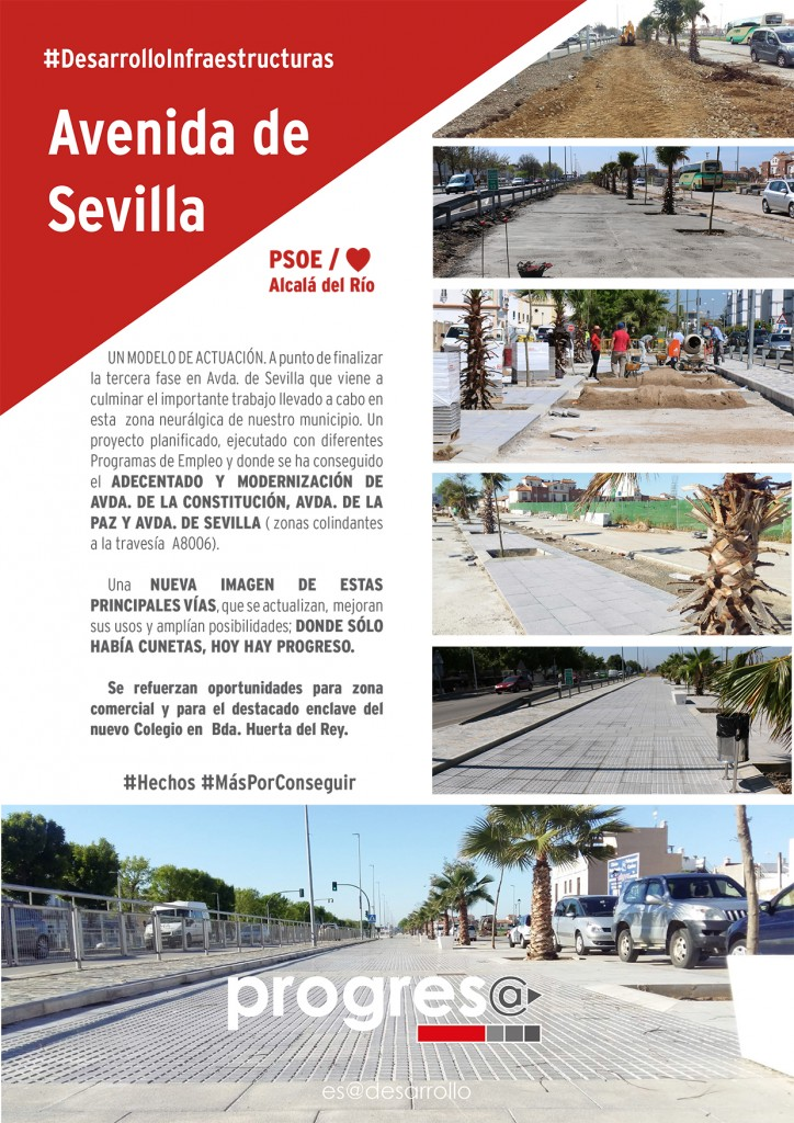 2º Avda. de Sevilla