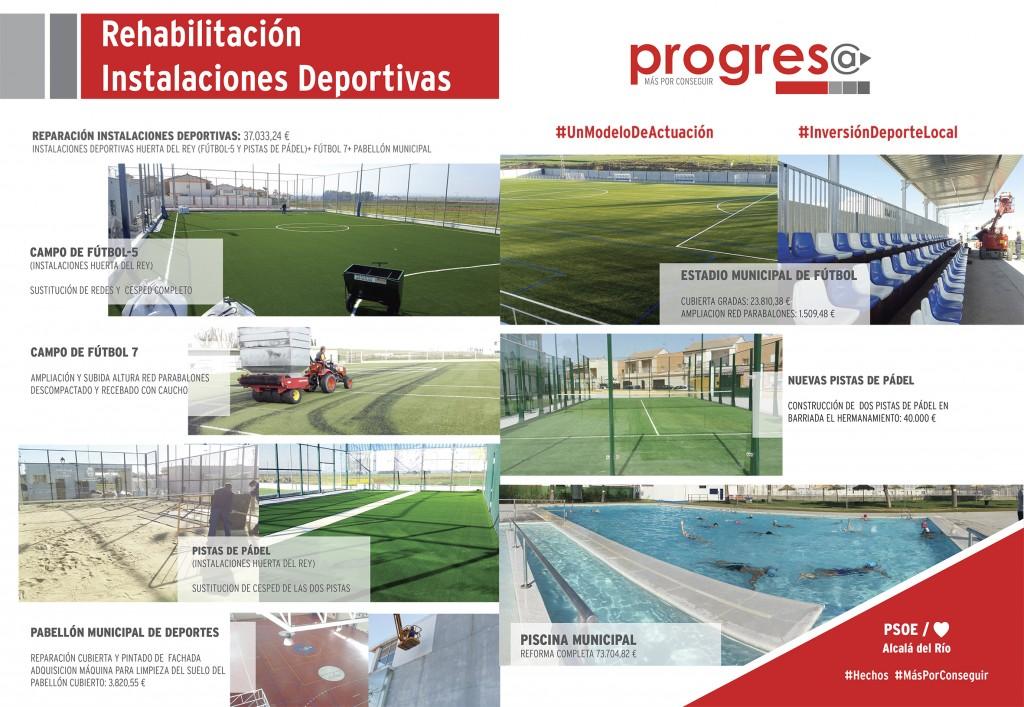 4º Instalaciones Deportivas