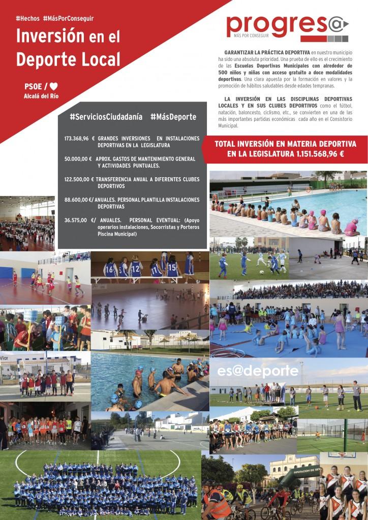 5º Inversión Deporte Local